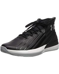 reputable site ad39b 8674e Under Armour - Launch Basketball Shoe, Black (001) anthracite, 9 -