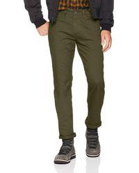 Dockers Straight Fit Jean Cut All Seasons Tech Pants - Green