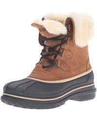 Crocs™ AllCast II Luxe Boot - Mehrfarbig