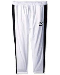 2410f5487136 Lyst - PUMA 6-pocket Pants in Orange for Men