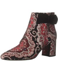 Kate Spade Holly Ankle Boot - Red