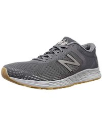 New Balance Arishi V2 Fresh Foam Running Shoe - Gray