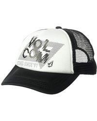Volcom Stone Cult Hat - Black