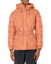 Columbia Icy Heights Belted Jacket - Pink