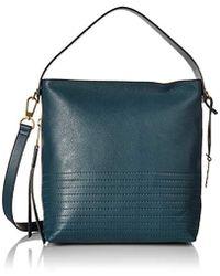 Fossil - Maya Small Hobo Purse Handbag - Lyst