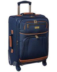 Tommy Bahama Carry On Luggage - Blue