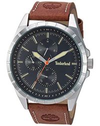 Timberland Boxbourough Multifunction Watch - Multicolor