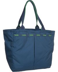 LeSportsac Everygirl Tote - Blue