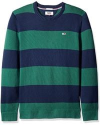 Tommy Hilfiger Tommy Jeans Sweater Classics Collection - Green