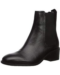 Kenneth Cole Reaction Salt Chelsea Boot Ankle - Black