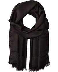Armani Jeans - Solid Woven Scarf - Lyst