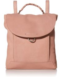 Lucky Brand Womens Vala Backpack - Brown
