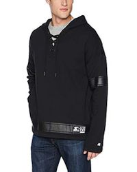 Starter - Lace-up Hoodie, Amazon Exclusive - Lyst
