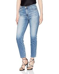 AG Jeans - Phoebe Vintage High Rise Jean - Lyst