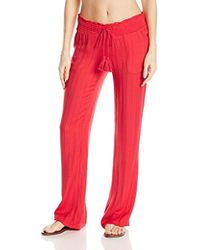 Roxy Ocean Side Pant Cover Up