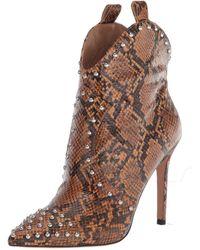 Jessica Simpson Pixillez Fashion Boot - Brown