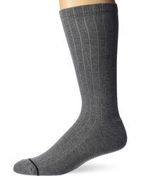 UGG Murphy Ribbed Crew Sock - Gray