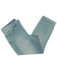 NYDJ - Petite Size Alina Skinny Convertible Ankle Jeans - Lyst