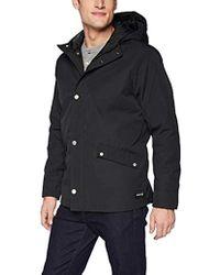 Hurley Timber Sherpa Lined Jacket - Black