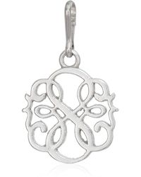 ALEX AND ANI Path Of Life Charm Sterling Silver - Metallic
