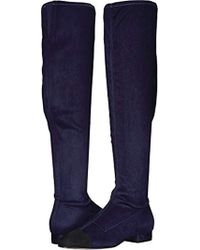 Ivanka Trump - Alie Over The Over The Knee Boot - Lyst