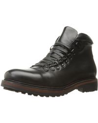 Kenneth Cole Reaction Climb The Rope Winter Boot - Black