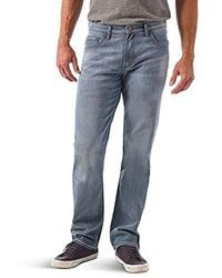 Wrangler Authentics Slim Fit Straight Leg Jean - Blue