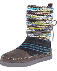 TOMS Nepal Snow Boot - Gray