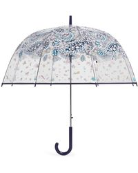 Vera Bradley Auto Open Bubble Umbrella - Multicolor