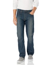Signature by Levi Strauss & Co. Gold Label Regular Fit Flex Jeans - Blue
