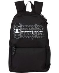 Champion Unisex Adult Velocity Backpack - Black