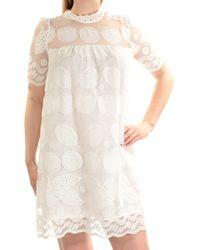 Catherine Malandrino Mona Dress - White