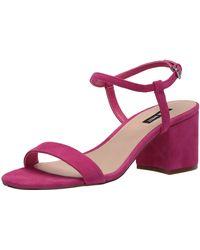 Nine West Ankle Strap - Pink