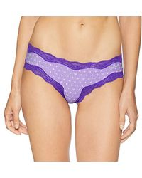 Calvin Klein - Coquette Micro Hipster Panty - Lyst