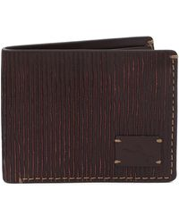Tommy Bahama Slimfold Wallet - Brown