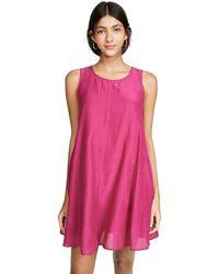 Velvet By Graham & Spencer Velvet Esther Dress - Pink