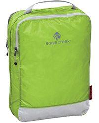 Eagle Creek Specter Clean Dirty Cube Packing Organizer-medium, Grape - Green