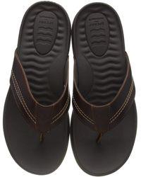Sperry Top-Sider Plushwave Thong Flip-flop - Brown