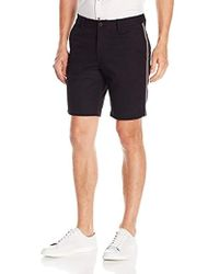 Kenneth Cole Reaction - Brkn Tw Frnt Short - Lyst