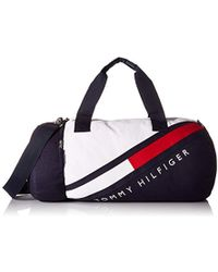 Tommy Hilfiger Duffle Bag Sporty Tino - Blue