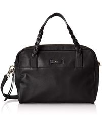 Foley + Corinna - Cable Satchel Top Handle Bag - Lyst