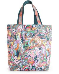 LeSportsac Double Trouble Tote Tote,way Of Experience,one Size - Multicolor