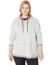Marc New York - Plus Size Sparkle Terry Crewneck Pullover - Lyst