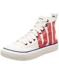 DIESEL S-astico Mc W-sneaker Mi - White