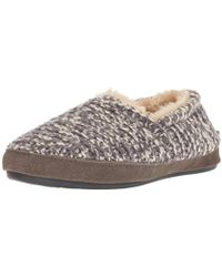 Woolrich - Whitecap Knit Moccasin, Kendall Creek, 10 M Us - Lyst
