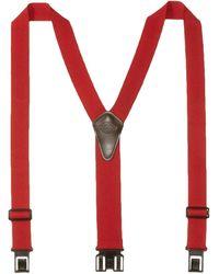 Dickies Perry Suspender - Red