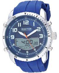Kenneth Cole Reaction Hybrid (model: Rk50977011) - Blue