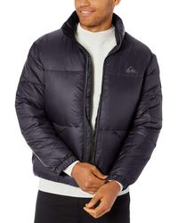 Quiksilver The Outback Track Jacket - Black