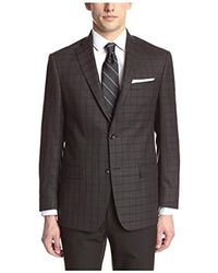 Franklin Tailored - Tonal Large Check Sportcoat - Lyst