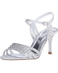 Adrianna Papell Vonia Dress Sandal - Metallic